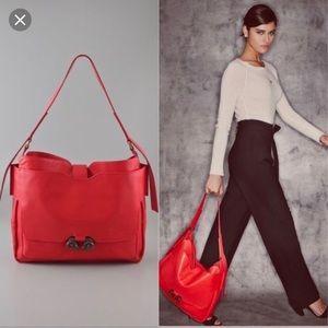 Authentic NWT Derek Lam Kyra Bag in Red